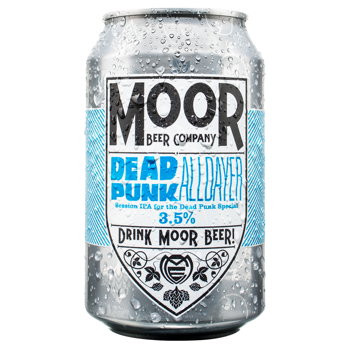 Moor Beer Company - All Dayer - Session IPA - 330ml Can
