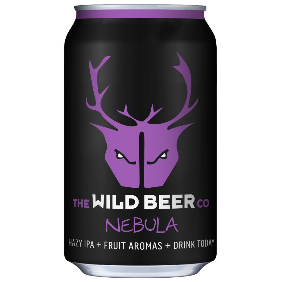 Wild Beer - Nebula - Hazy IPA - 330ml Can