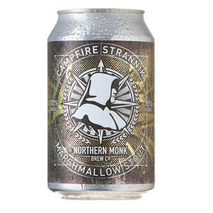 Northern Monk Brewing Co - Campfire Strannik - Marshmallow Stout - 330ml Can