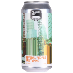 Pressure Drop - Several People are Typing - DDH NEIPA - 440ml Can