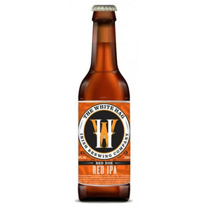 White Hag Brewery - Red Doe - American Amber Ale - 330ml Bottle