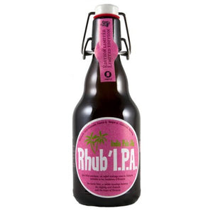 Page 24 - Rhub' IPA - Rhubarb India Pale Ale - 330ml Bottle