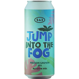 S43 Brewery - Jump Into the Fog - Nelson Sauvin IPA - 440ml Can