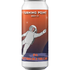 Turning Point - Sitting in a Tin Can - India Pale Ale - 440ml Can