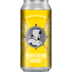 Northern Monk - Mango Lassi Heathen - IPA - 440ml Can