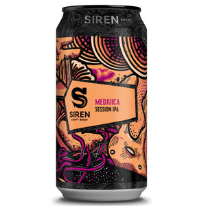 Siren Craft Brew - Medjuica - Session IPA - 440ml Can