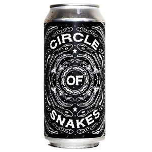 Black Iris Brewery - Circle of Snakes - DIPA - 440ml Can