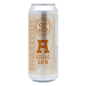 Sori Brewing - Shakeout A: - Vanilla Shake IPA - 440ml Can