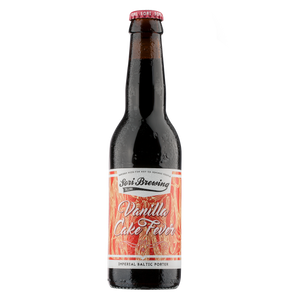 Sori Brewing - Vanilla Cake Fever - Imperial Baltic Porter - 330ml Bottle