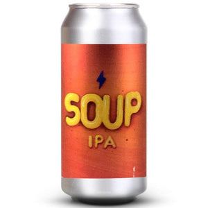 Garage Beer - Soup - IPA - 440ml Can
