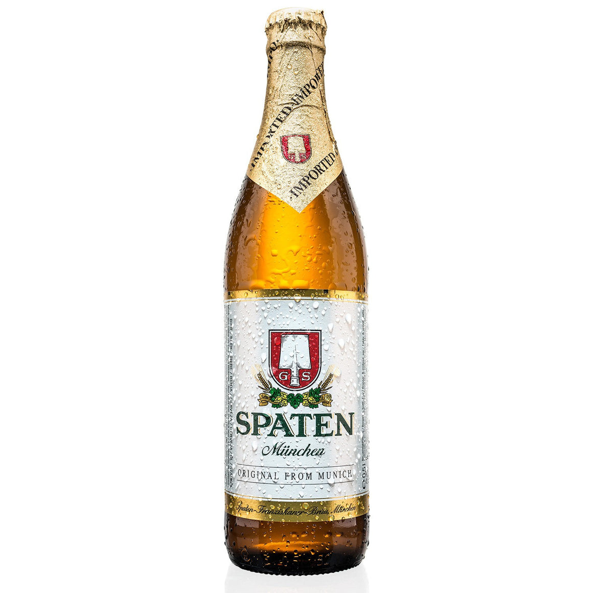 Spaten - Lager - 500ml Bottle