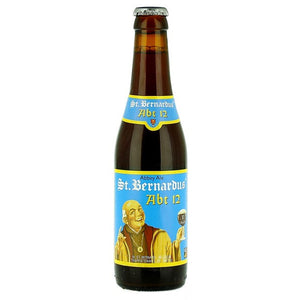 St Bernardus - Abt 12 - Quadruple Abbey Ale - 330ml Bottle
