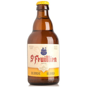 St Feuillien - Blonde - 330ml Bottle