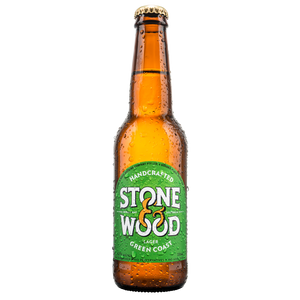 Stone and Wood Brewing Co - Green Coast Lager - 330ml Bottle