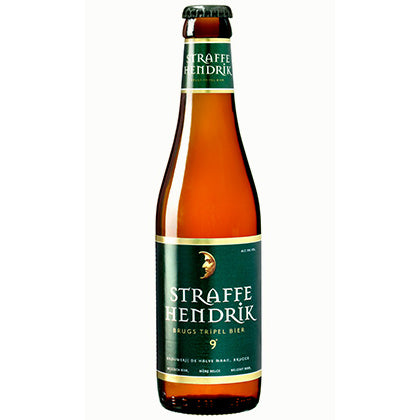 De Halve Maan - Straffe Hendrick 9 - Tripel - 330ml Bottle