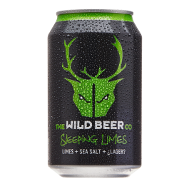 Wild Beer - Sleeping Limes - Limes+Sea Salt+Lager - 330ml Can