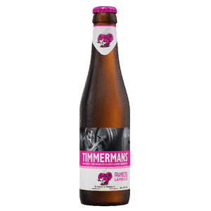 Timmermans - Framboise Lambicus - Belgian Lambic Beer - 330ml Bottle