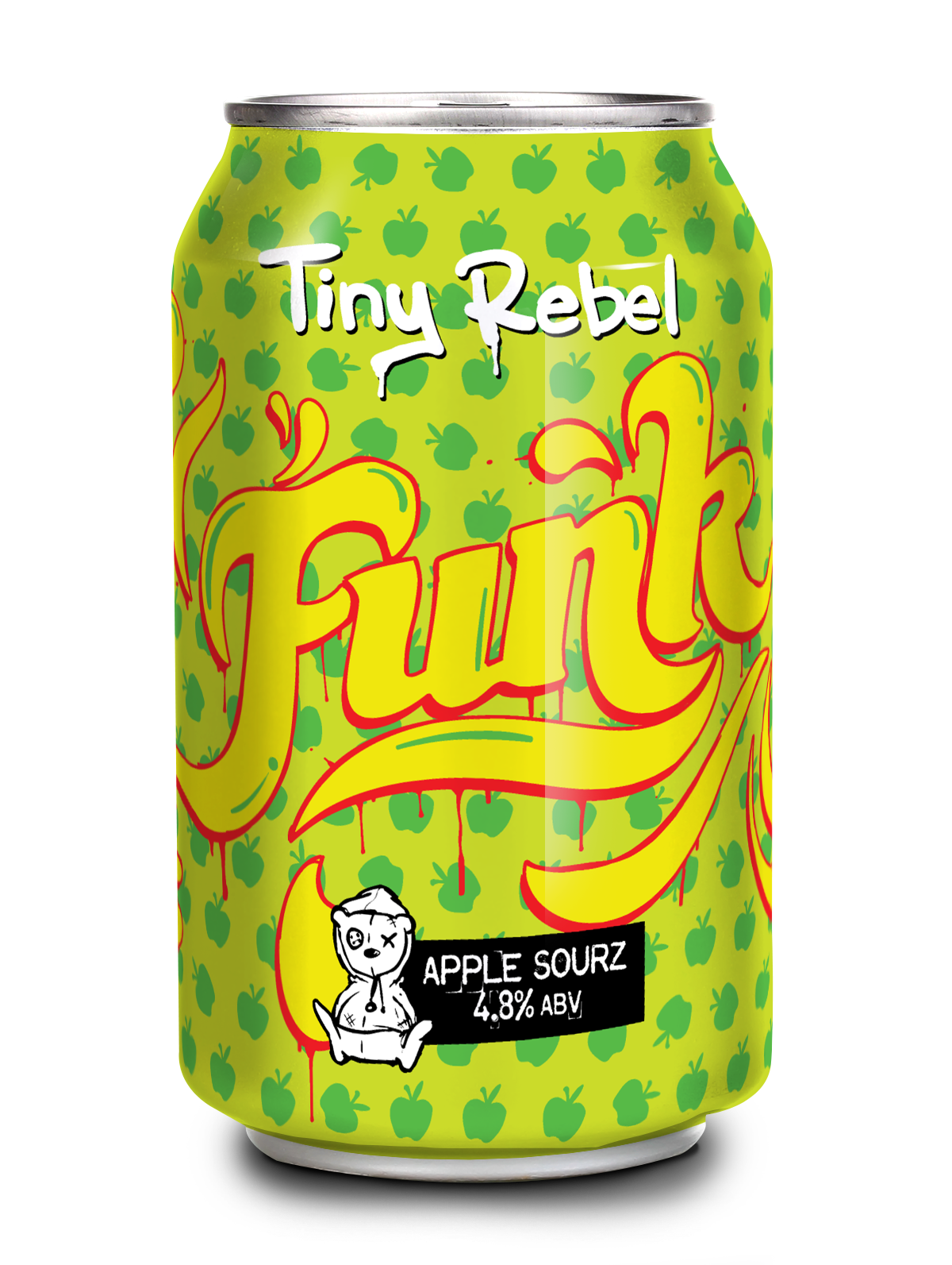 Tiny Rebel - Funk - Apple Sourz - 330ml Can