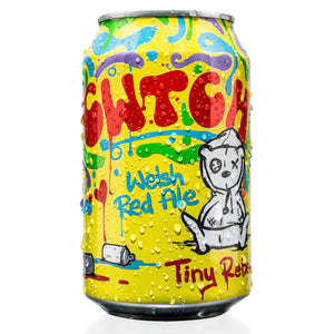 Tiny Rebel - Cwtch - Welsh Red Ale - 330ml Can
