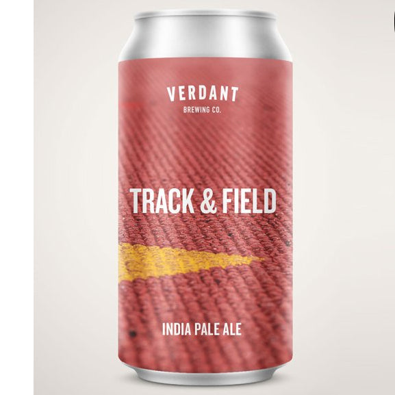 Verdant Brewing Co - Track & Field - India Pale Ale - 440ml Can