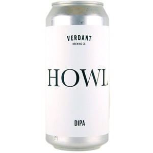 Verdant Brewing Co - Howl - DIPA - 440ml Can