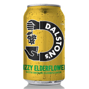 Dalston's - Fizzy Elderflower - 330ml Can