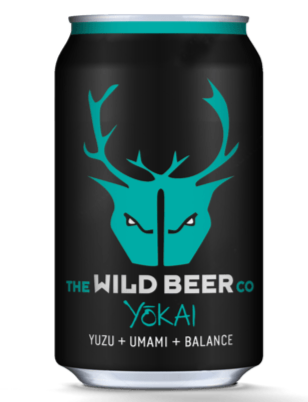 Wild Beer - Yokai - Yuzu+Umani+Balance - 330ml Can