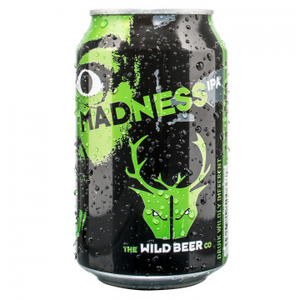 Wild Beer - Madness - IPA - 330ml Can