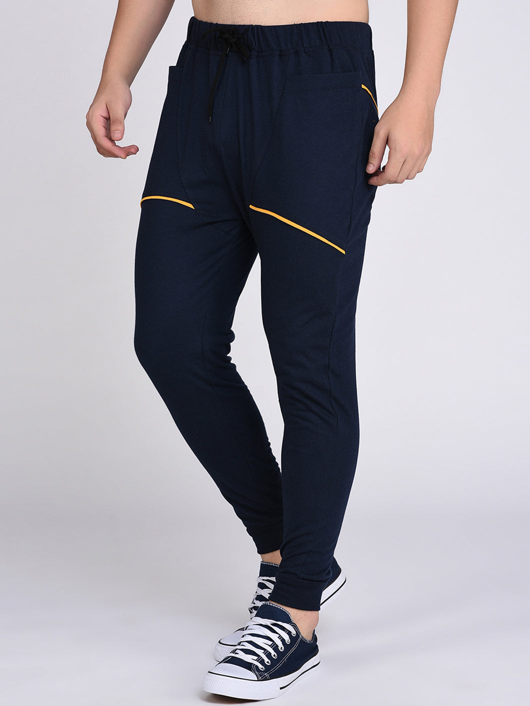 Men Navy Blue Joggers PRICE : Rs.699 | Book For Rs.31 Only