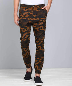 Top Seller: Camouflage Og Brown Slimfit Chinos PRICE : Rs.849 | Book For Rs.31 Only