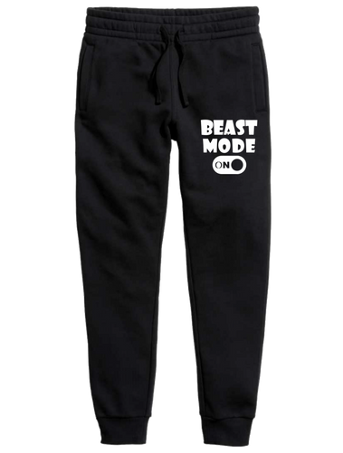 Beast Mode Joggers - Badtamees
