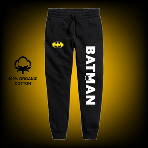 Batman Black Joggers