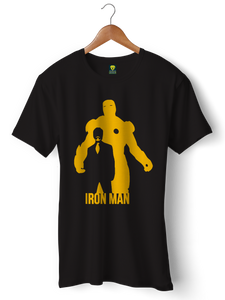 Ironman Official Half Sleeve T-Shirt - Badtamees