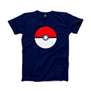 Pokemon Ball Funny Half Sleeve T-Shirt - Badtamees