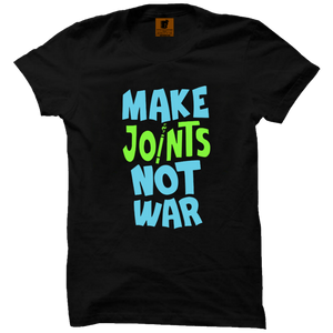 Make Joints Not War Premium Sleeve T-Shirt - Badtamees