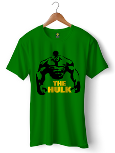 Hulk Official Half Sleeve T-Shirt - Badtamees