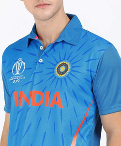 India World Cup Jersey Official 2 | T-Shirt PRICE : Rs.599 | Book for Rs. 31 only