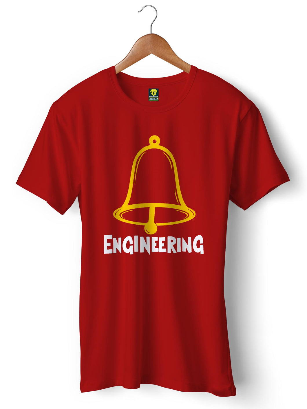 Ghanta Engineering Half Sleeve T-shirt - Badtamees