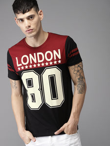 London Baseball Tee PRICE: Rs. 519 | Book for Rs. 31 only
