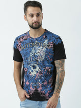 Biker Glow in Dark 3D Tee PRICE: Rs. 599 | Book for Rs. 31 only
