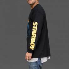 STARBOY_ The Weekend Designer Black T-Shirt with upto 50% off