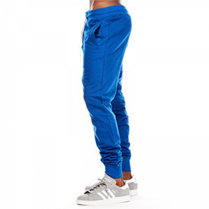 Most Trending: Royal Blue Summer Joggers - Badtamees