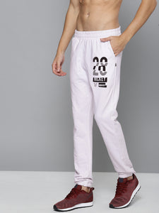 Men White Solid Straight Fit Joggers PRICE : Rs.649 | Book For Rs.31 Only