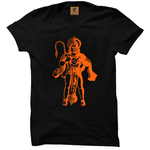 New Powerful Hanuman ji T- Shirt - Badtamees