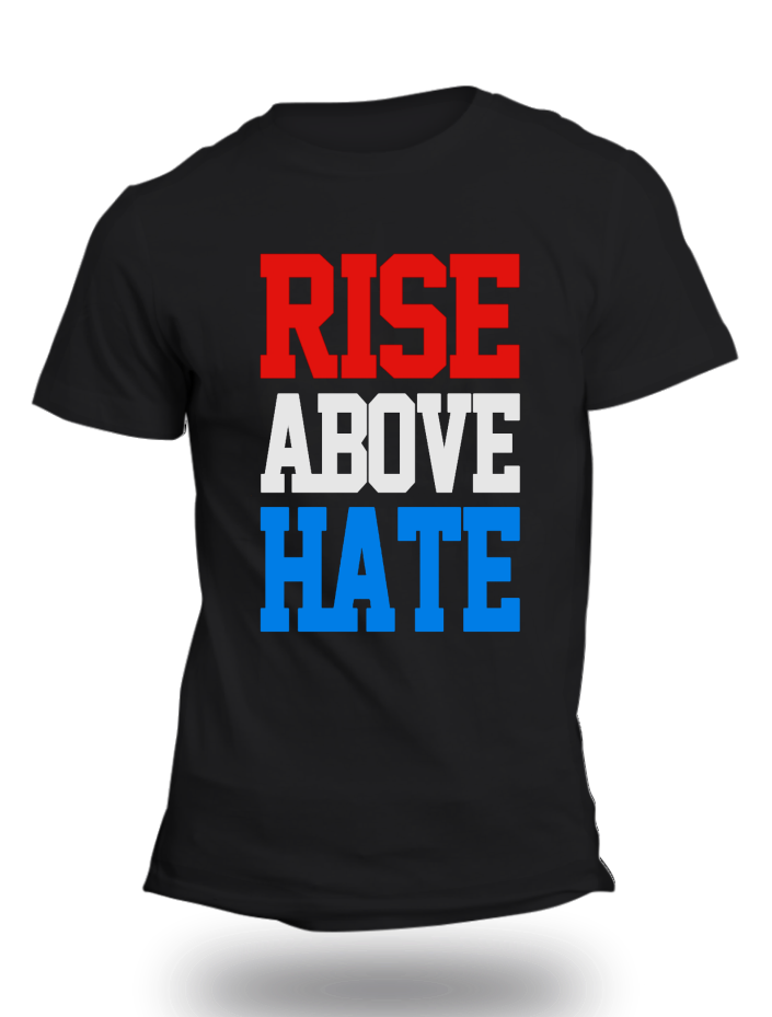 John Cena WWE Rise Official Black Half Sleeve T-Shirt - Badtamees