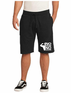 No pain no gain Shorts - Badtamees