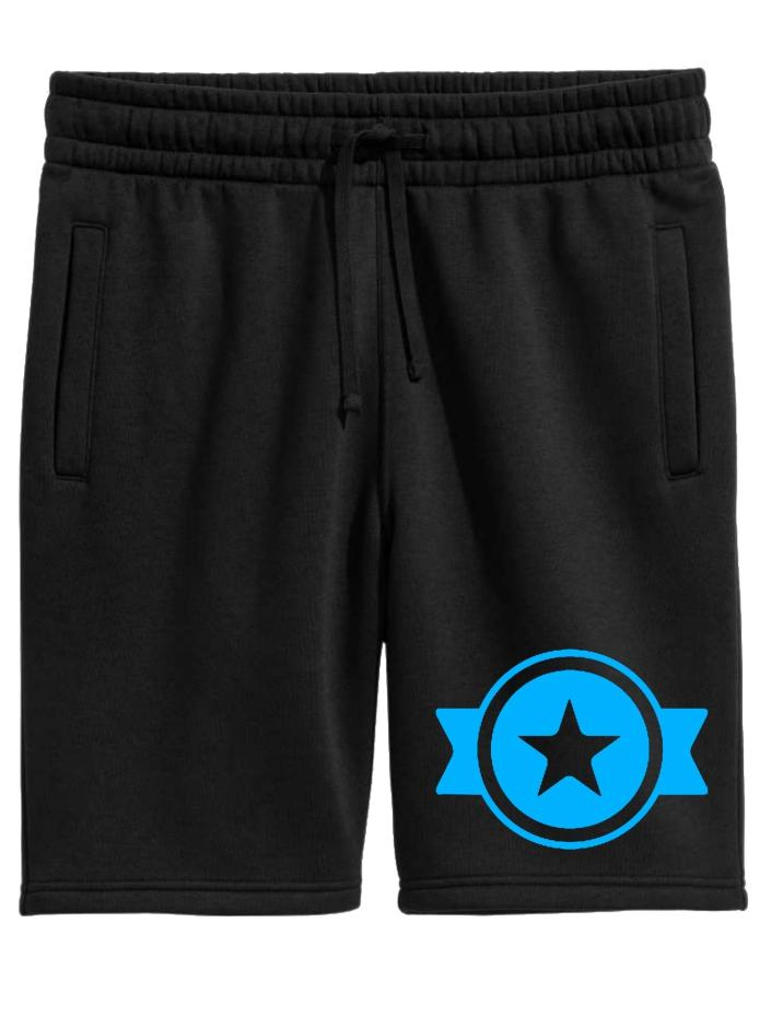 Captain America official Shorts - Badtamees