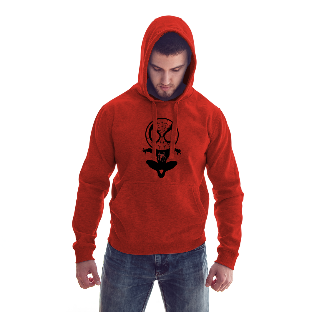 Spiderman Cute Red Hoodie - Badtamees