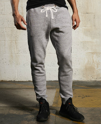 Selling Soon: Lite Grey Summer Joggers - Badtamees