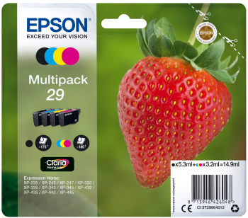Epson T29 Multipack Strawberry